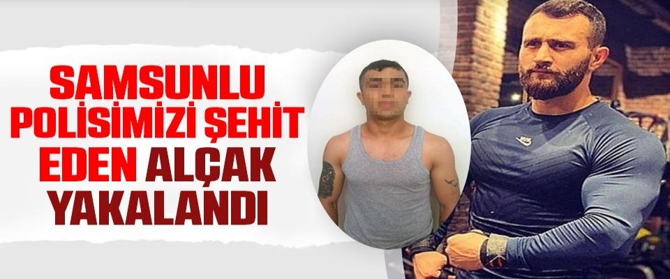 Diyarbakır'da polis memuru Atakan Arslan'ı şehit eden fail yakalandı