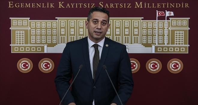 Türk ordusuna yönelik sözleri nedeniyle CHP'li Başarır hakkında soruşturma başlatıldı