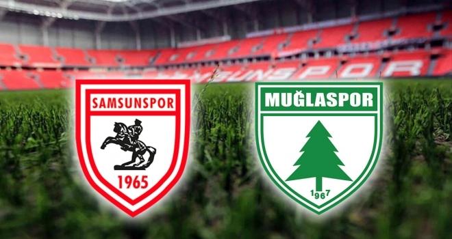 Yılport Samsunspor - Muğlaspor kupa maçı hangi kanalda? Ne zaman? Saat kaçta?