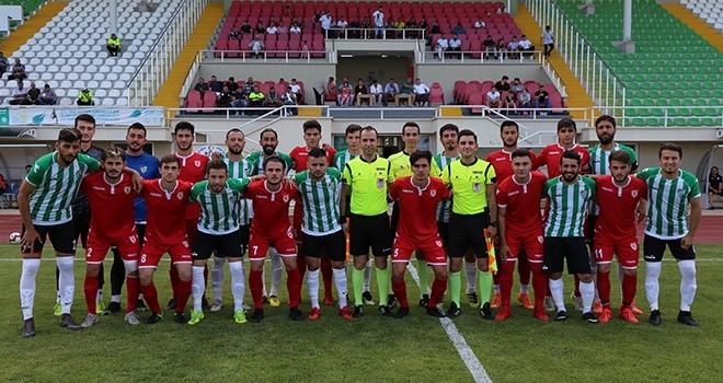 Samsunspor U19 Çarşamba'ya konuk oldu