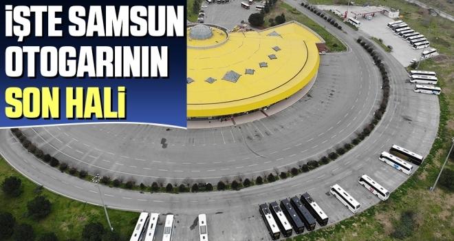Samsun'daOtogar Bomboş