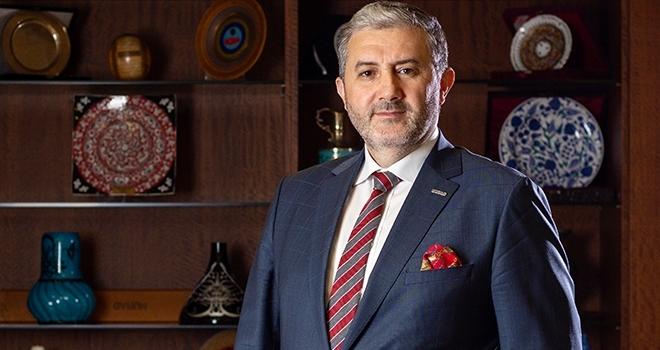 MÜSİAD Genel Başkanı Abdurrahman Kaan'dan Kurban Bayramı Mesajı