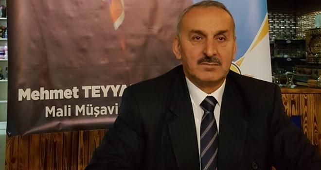 AK Parti Samsun İl Başkan Adayı Mehmet Teyyare: Davamız üç kişininmenfaatinden kıymetli