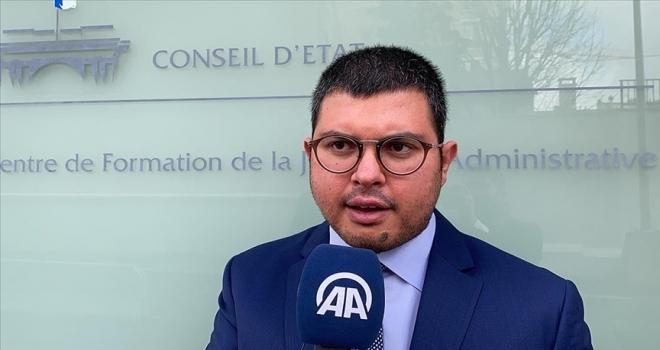 Fransa'da namaz kılması 'radikalleşme' ile ilişkilendirilerek işinden edilen şoför adalet arıyor