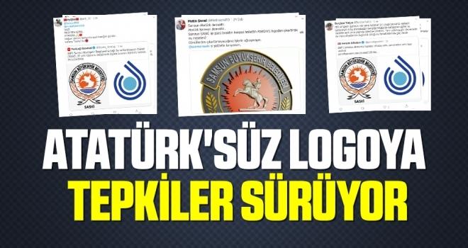 Atatürk'süz Logoya Tepkiler Sürüyor