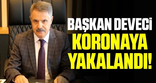 Atakum Belediye Başkanı Cemil Deveci'nin Koronavirüse Yakalandı!