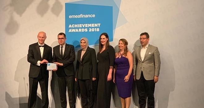 Maspo Enerji'ye EMEA Finance'dan İki Ödül