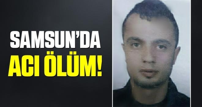 Samsun'da ırmakta baygın halde bulunan genç hayatını kaybetti