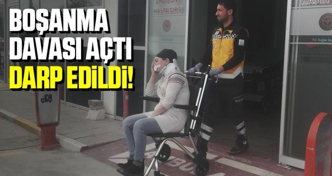 Samsun'da Eşi Tarafından Darp Edilen Kadın Ağır Yaralandı