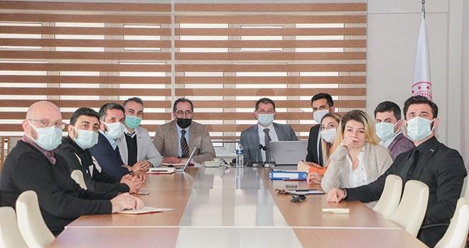 Branşlaşma Toplantısı Yapıldı