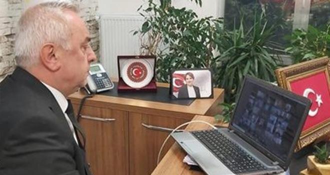İYİ Parti Samsun İl Başkanı Hasan Aksoy: Millet biziçağırıyor