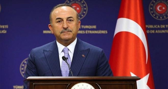 Çavuşoğlu'ndan çok sert tepki: Ermenistan aklını başına toplasın