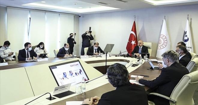 Bakan Karaismailoğlu: 5G sistemine yerli ve milli imkanlarla geçeceğiz