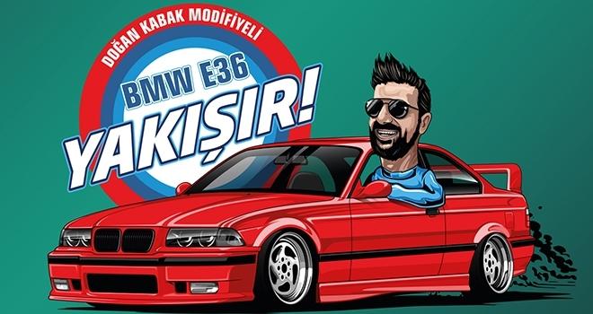 BMW E36 kazanma fırsatı Derby'den, Türkiye'nin ilk modifiye araç kampanyası