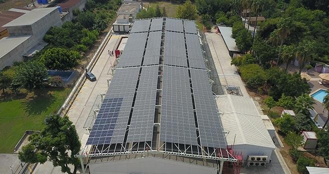 Vodafone'dan Güneş Enerjisi Yatırımı