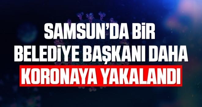 Samsun Terme Belediye Başkanı Ali Kılıç'ın korona testi pozitif çıktı