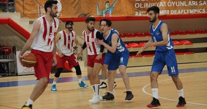 Bölgeler Basketbol Turnuvası Başladı