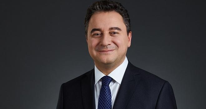DEVA Partisi Genel Başkanı Ali Babacan: Teknoloji ile savaşamazsınız!