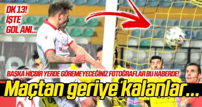 İstanbulspor - Samsunspor (0-1) Maçtan geriye kalanlar...