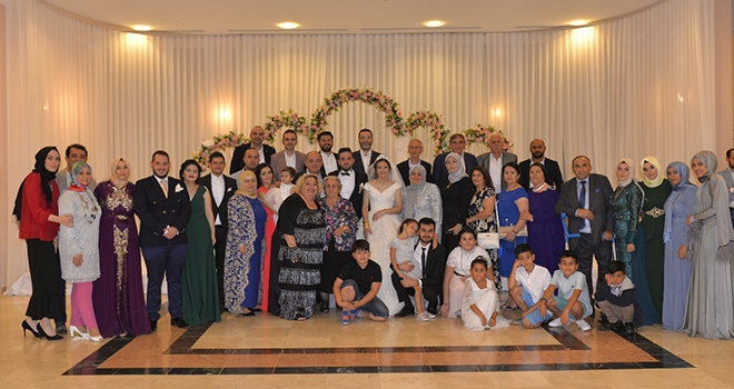 Samsun'da Rüya Gibi Düğün