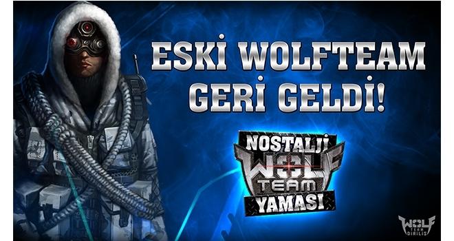 Wolfteam'de Nostalji Rüzgarları Esiyor
