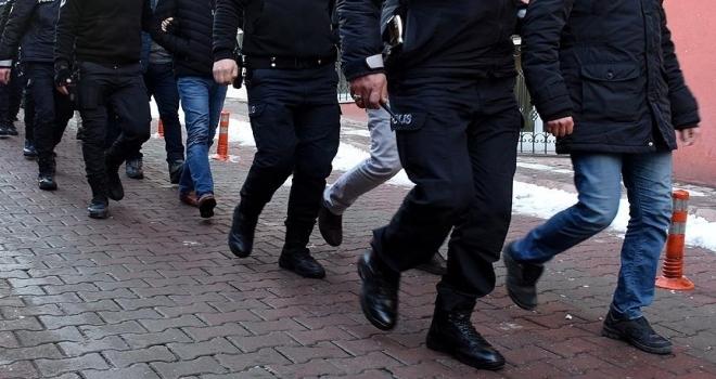 Gaziantep merkezli FETÖ operasyonu: 50 gözaltı