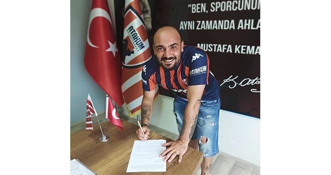 Ayhan Kaya Atakum Belediyespor'da