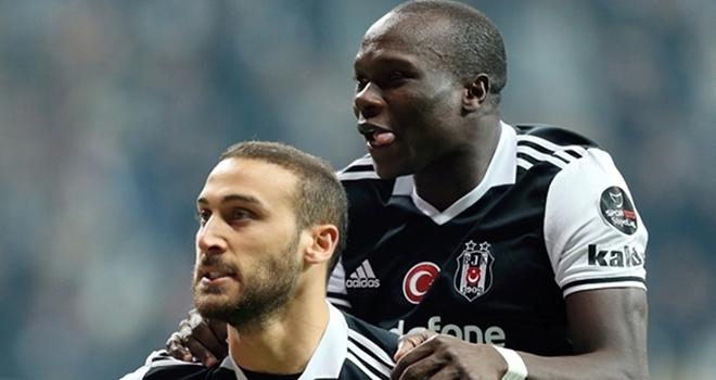 Aboubakar Yeniden Beşiktaş'ta
