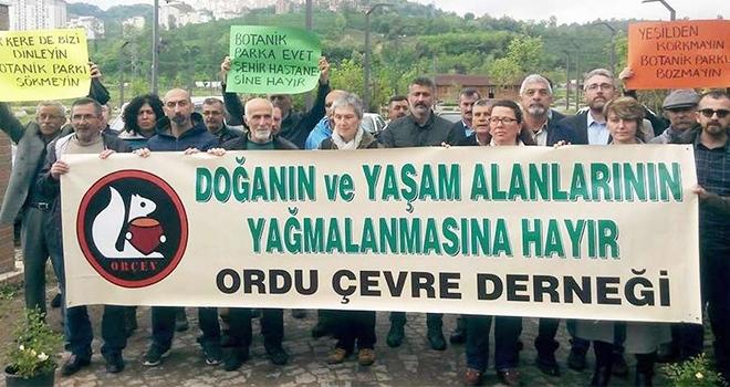 Çevreciler, 26 Ekim'de Ankara'da