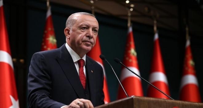 Cumhurbaşkanı Erdoğan'dan Deprem Sonrası Açıklama