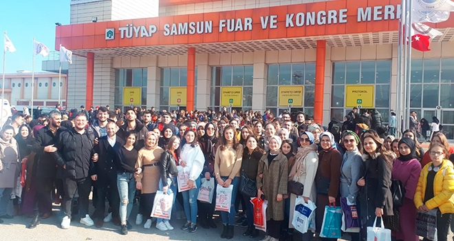 İLKEM'li Öğrenciler Eğitim Gezilerine Devam Ediyor