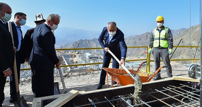 Eti Bakır'dan Kırgızistan'da 180 milyon dolarlık yatırım