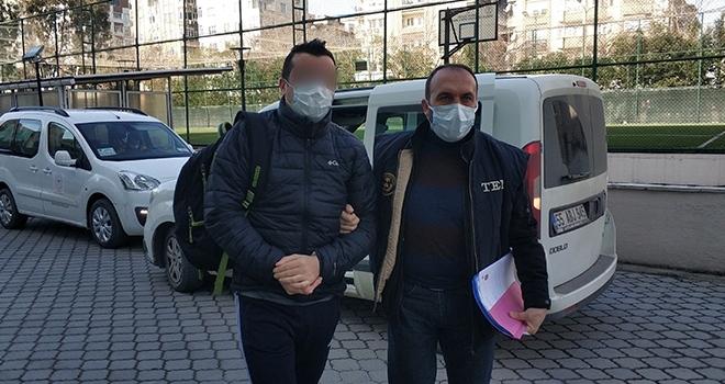 Samsun'da bir asker FETÖ'den gözaltına alındı