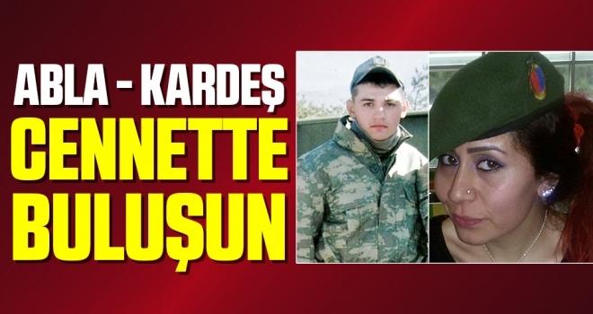 Samsun'da Adliye Personeli Genç Yaşta Hayatını Kaybetti! Şehit Ağabeyine Kavuştu