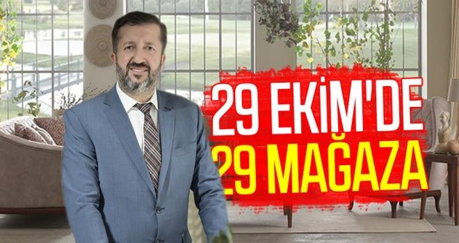 Doğtaş Mobilya'dan 29 Ekim'de 29 mağaza
