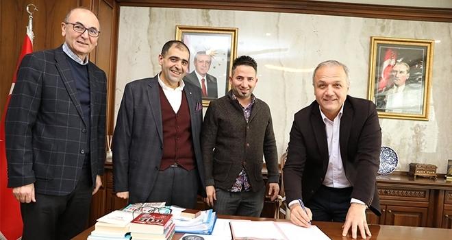 Amasya'ya 45 milyon liralık yatırım