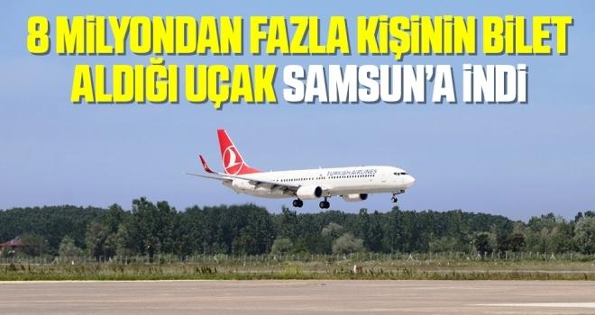 THY'den 19 Mayıs'ta İstanbul'dan Samsun'a tarihi yolculuk