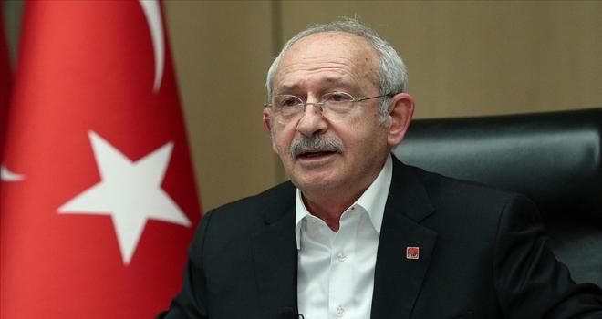CHP Genel Başkanı Kılıçdaroğlu: Hiçbir egemen gücün Türkiye Cumhuriyeti Devleti üzerine gölgesinin dahi düşmesini istemeyiz