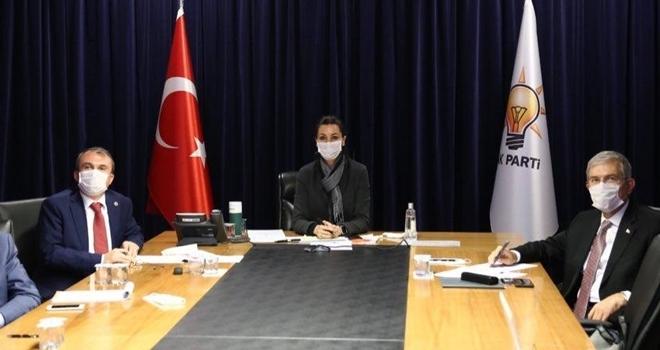 AK Parti Genel Başkan Yardımcısı Karaaslan: Zorlu SüreciBirlikte Aşacağız